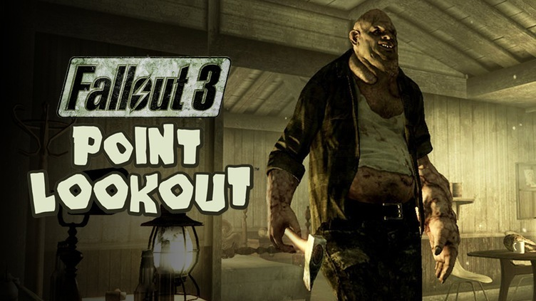 Fallout 3 - Point Lookout DLC фото