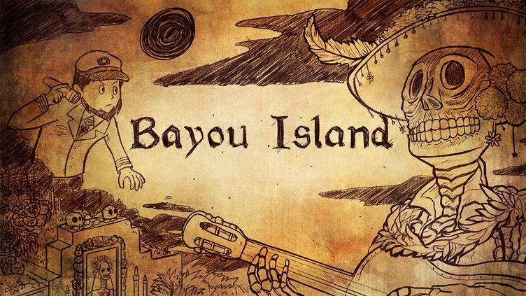 Bayou Island - Point and Click Adventure фото