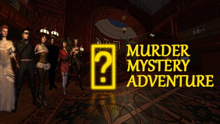 Murder Mystery Adventure фото