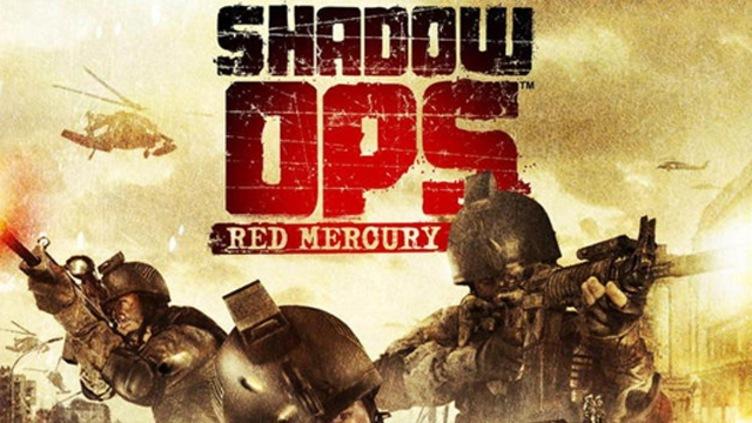 Shadow Ops: Red Mercury фото