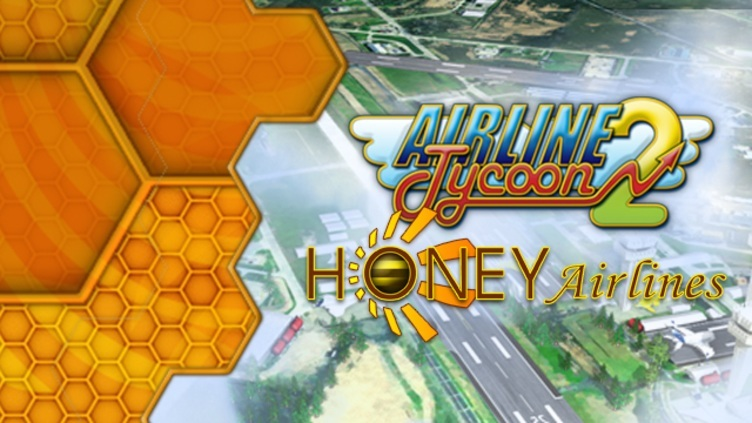 Airline Tycoon 2: Honey Airlines DLC фото