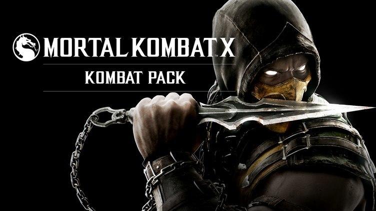 Mortal Kombat X: Kombat Pack DLC