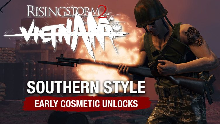 Rising Storm 2: Vietnam - Southern Style Cosmetic DLC фото