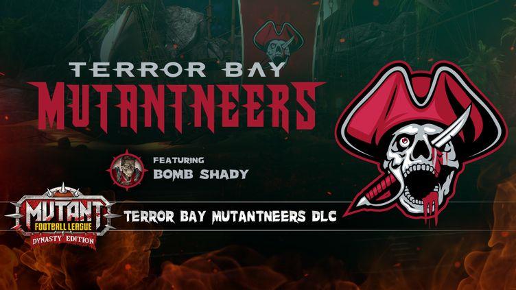 Mutant Football League: Terror Bay Mutantneers