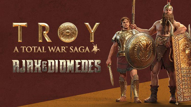 A Total War Saga: TROY - Ajax & Diomedes