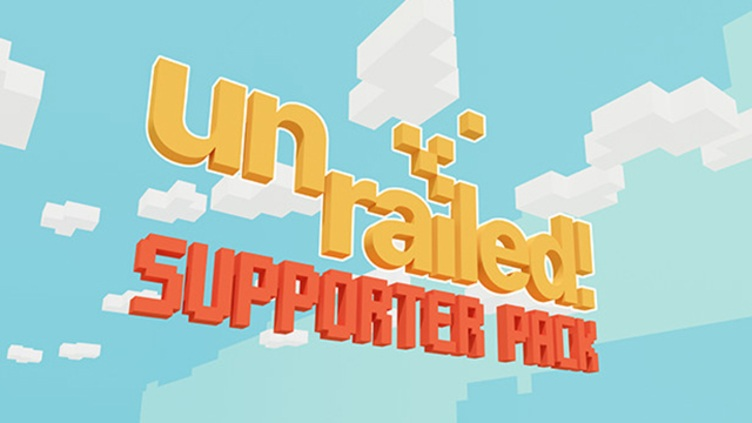 Unrailed! - Supporter Pack