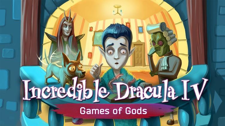 Alawar Entertainment / Incredible Dracula 4: Games Of Gods