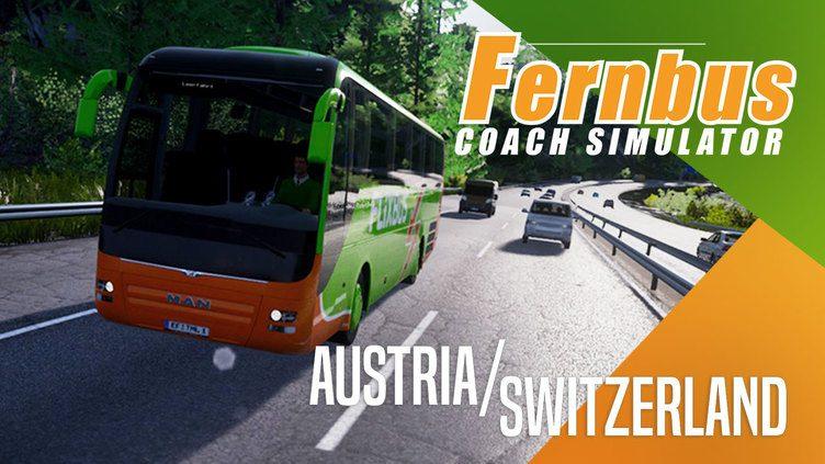 Aerosoft GmbH / Fernbus Simulator - Austria/Switzerland