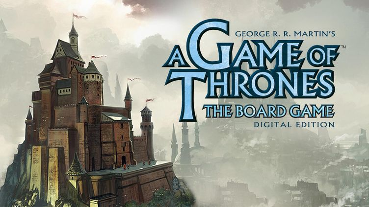 Asmodee Digital / A Game of Thrones: The Board Game - Digital Edition