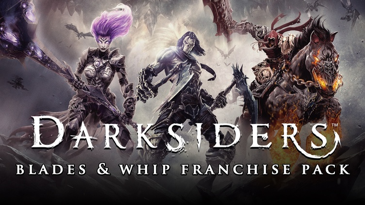 Darksiders Blades & Whip Franchise Pack фото