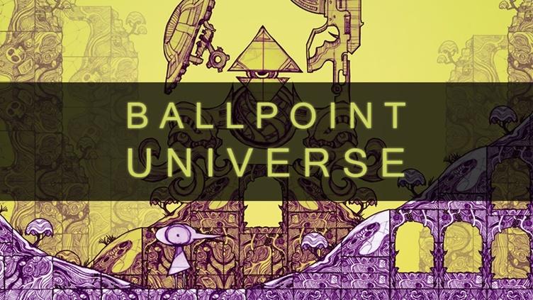 Ballpoint Universe - Infinite фото