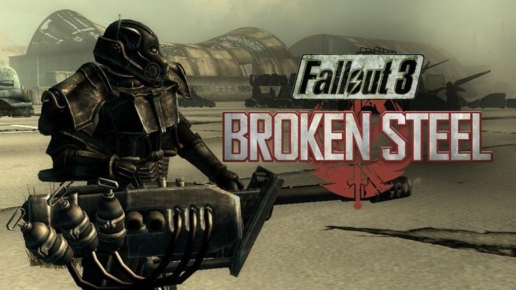 Fallout 3 - Broken Steel DLC фото