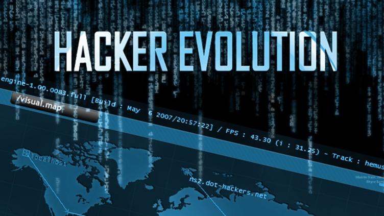 Hacker Evolution фото