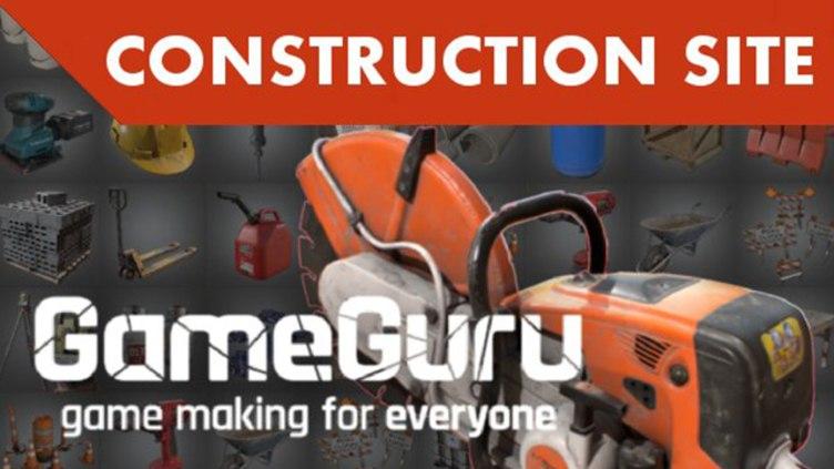 GameGuru - Construction Site Pack фото