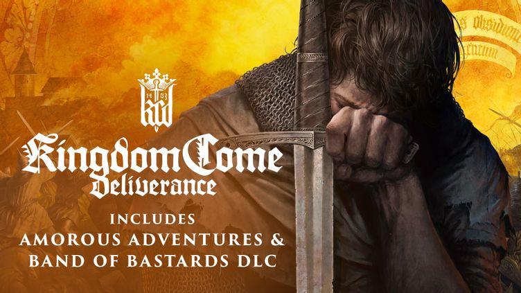 Kingdom Come: Deliverance (Plus FREE Amorous Adventures & Band of Bastards DLCs)