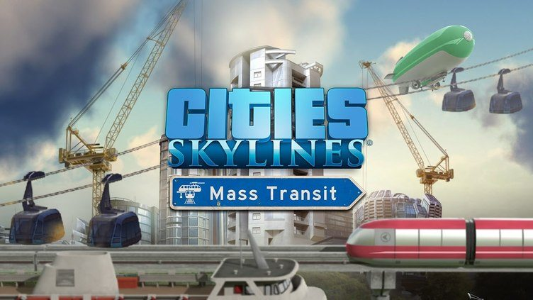 Cities: Skylines - Mass Transit DLC