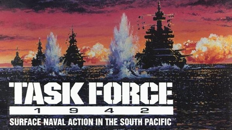 Task Force 1942: Surface Naval Action in the South Pacific фото
