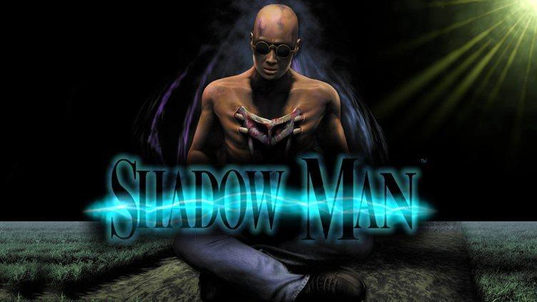 Shadow Man фото