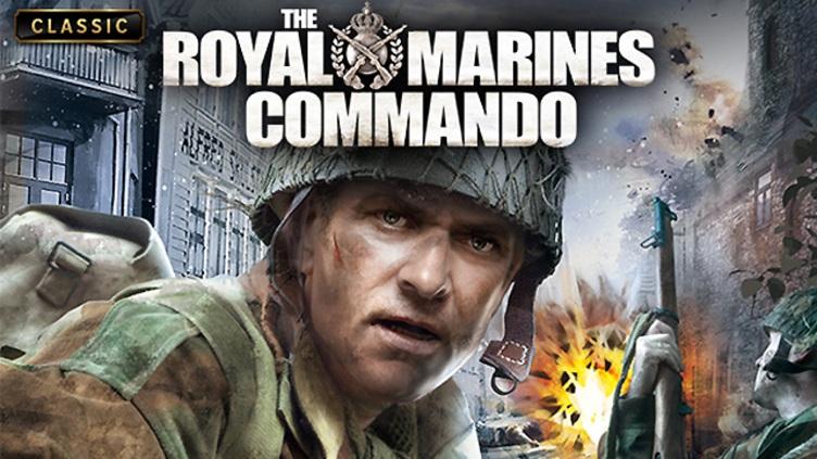 The Royal Marines Commando фото