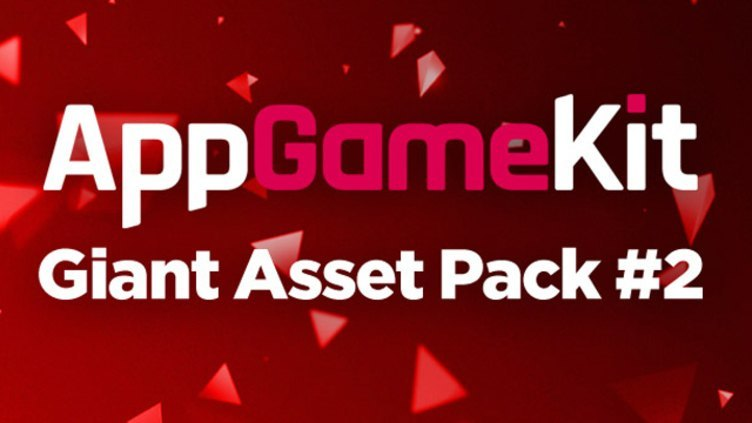 AppGameKit - Giant Asset Pack 2 DLC фото