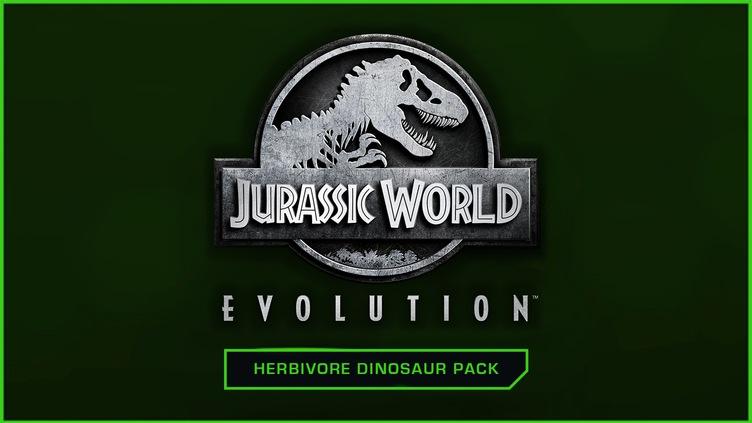 Jurassic World Evolution: Herbivore Dinosaur Pack фото