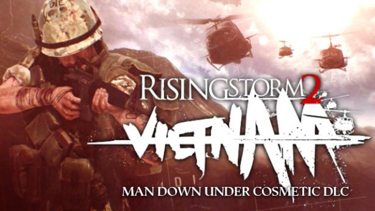 Rising Storm 2: Vietnam - Man Down Under Cosmetic DLC фото