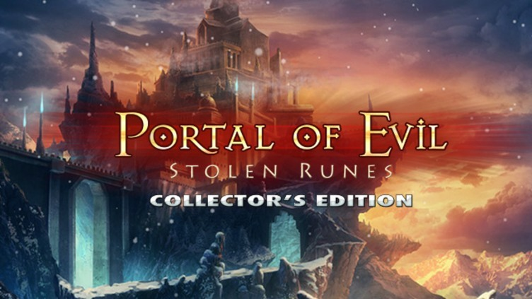 Portal of Evil: Stolen Runes Collector's Edition фото