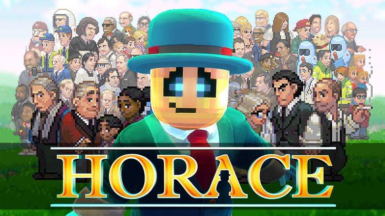 Horace фото