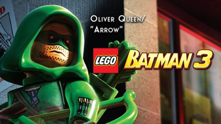 LEGO Batman 3: Beyond Gotham: Arrow DLC