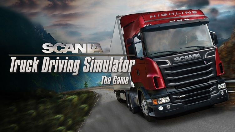 Scania Truck Driving Simulator фото