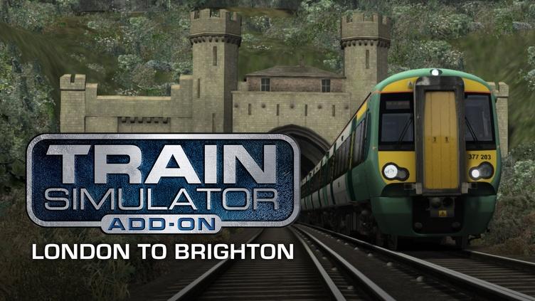 Train Simulator: London to Brighton Route Add-On фото