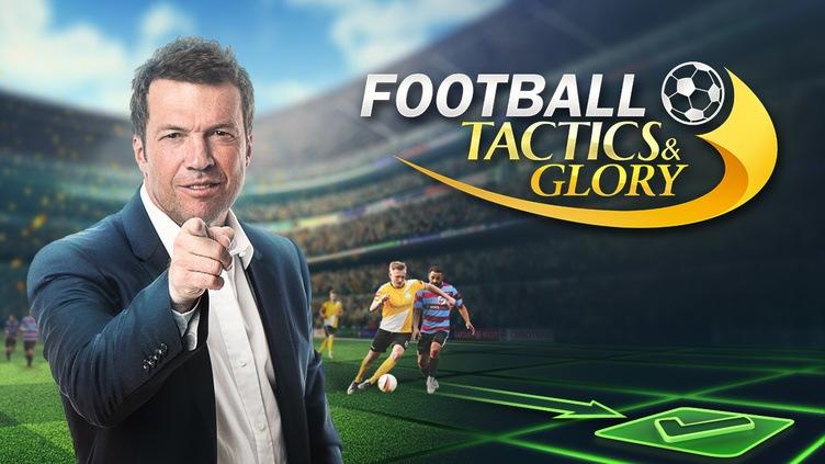 Football, Tactics & Glory фото