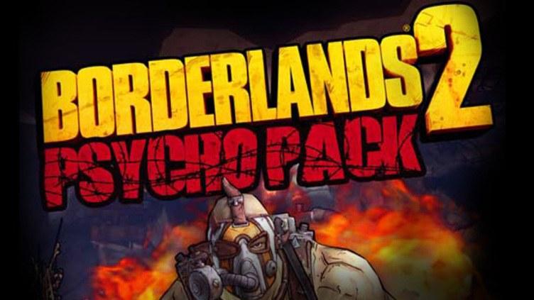 Borderlands 2 - Psycho Pack DLC фото
