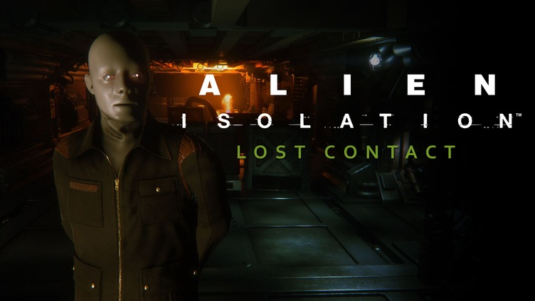 Alien: Isolation: - Lost Contact DLC фото