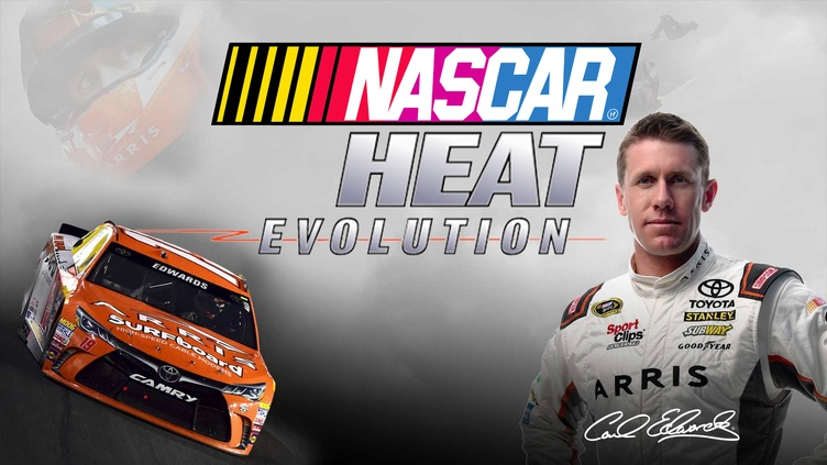 NASCAR Heat Evolution фото