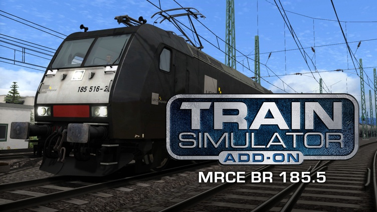 Train Simulator: MRCE BR 185.5 Loco Add-On фото