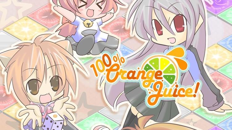 100% Orange Juice фото