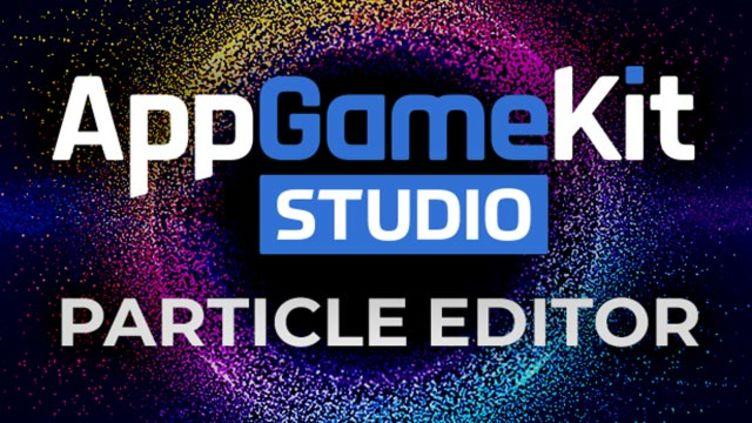 AppGameKit Studio - Particle Editor фото