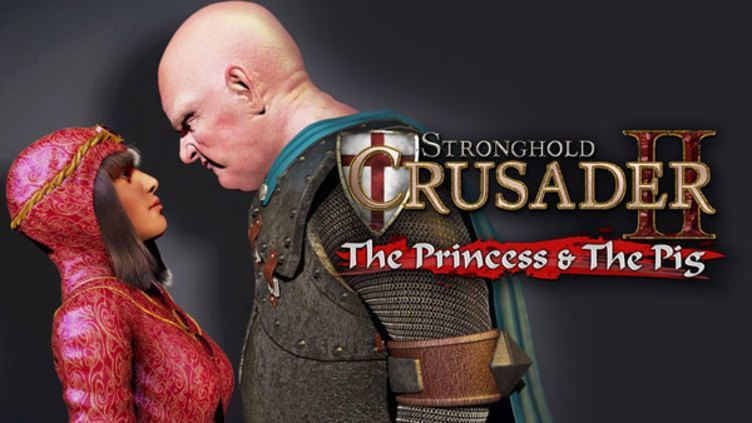 Stronghold Crusader 2: The Princess and The Pig DLC фото