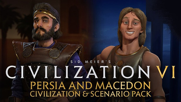 Civilization VI: Persia and Macedon Civilization & Scenario Pack DLC фото