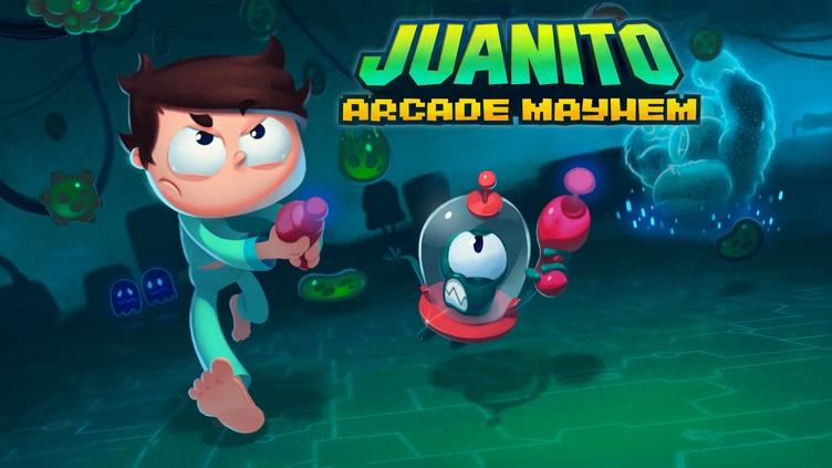 Juanito Arcade Mayhem фото