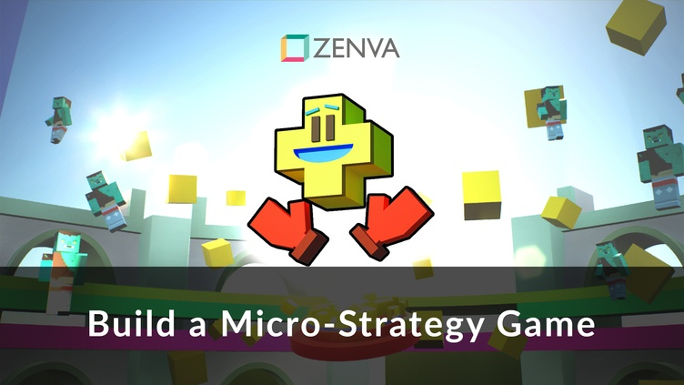 Build a Micro-Strategy Game