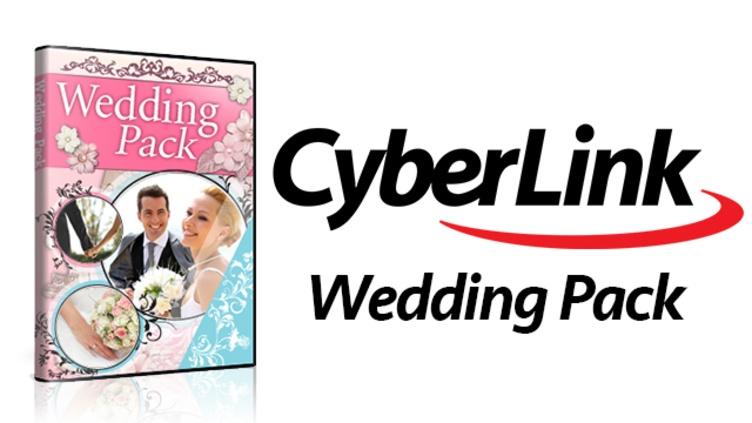 Creative Design Wedding Pack for CyberLink PowerDirector фото