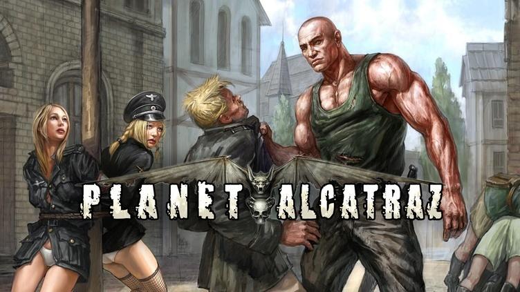 Planet Alcatraz фото