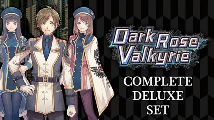 Dark Rose Valkyrie Complete Deluxe Set