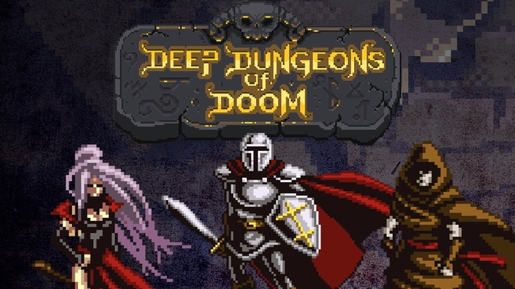 Deep Dungeons of Doom фото