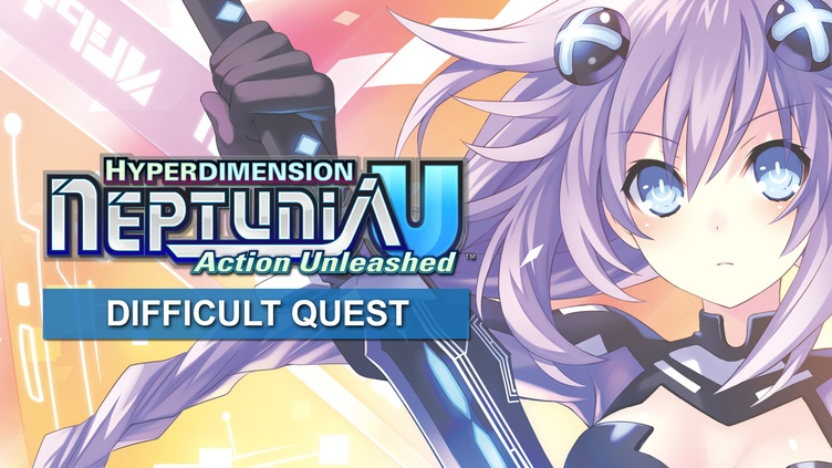 Hyperdimension Neptunia U Difficult Quest DLC фото