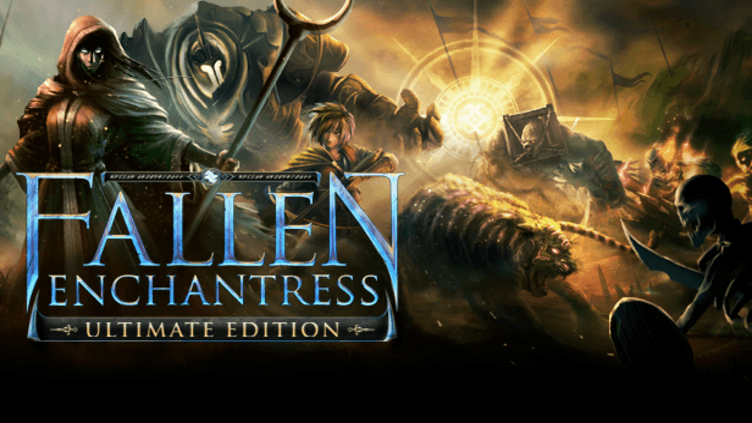 Fallen Enchantress: Legendary Heroes Ultimate Edition фото