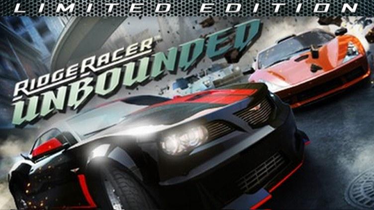 Ridge Racer Unbounded Bundle фото