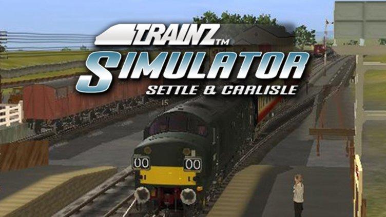 Trainz Settle and Carlisle фото
